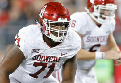 The Los Angeles Rams added versatility with Oklahoma OT Bobby Evans